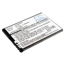 BP-4L Akkumulátor 1300 mAh mobiltelefon akkumulátor
