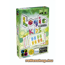Brain Games BG Logic Cards Kids társasjáték
