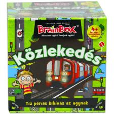 Brainbox Közlekedés társasjáték