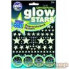 Brainstorm The Original Glowstars Glow Foszforeszkáló Csillagok 350 db