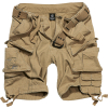 Brandit Savage Vintage rövidnadrág, bézsszínū