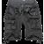 Brandit Savage Vintage rövidnadrág, fekete