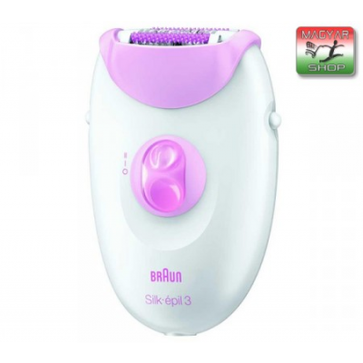Braun Silk-épil 3270 SoftPerfection - Epilátor  árak ... c9bf94f4f1