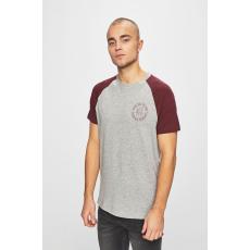 Brave Soul - T-shirt - szürke - 1557312-szürke
