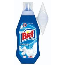BREF WC-tisztítógél, 360 ml, BREF, óceán tisztító- és takarítószer, higiénia