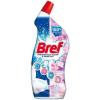 BREF WC-tisztítógél, 700 ml, BREF, virág