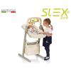 Brevi Slex Evo 223 Állítható ülés etetésre székhez