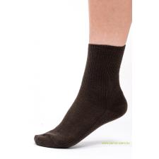 Brigona Komfort gumi nélküli zokni 5 pár- barna 41-42 női zokni
