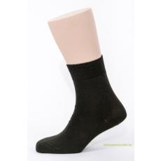Brigona Komfort pamut zokni 5 pár- keki 45-46