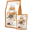 Brit Care Cat Cheeky I'm Living Outdoor – Venison & Rice 2kg
