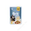 Brit Premium Cat tasakos Delicate Fillets in Gravy with Tuna 85g