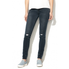Broadway , Jane Skinny Fit farmernadrág, Sötétszürke, M-L29 (10158641-BLUE-BLACK-WASHED-M-L29)