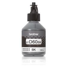 Brother BTD60BK Tinta DCP-T310W, T510W, T710W, MFC-T810W, 910DW nyomtatókhoz, BROTHER, fekete, 6500 oldal nyomtatópatron & toner