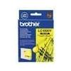 Brother LC1000Y Tintapatron DCP 330C, 540CN, 240C nyomtatókhoz, BROTHER sárga, 400 oldal