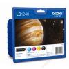 Brother LC1240BCMY Tintapatron multipack MFC J6910DW nyomtatóhoz, BROTHER b+c+m+y, 4*600 oldal (TJBLC1240VAL)