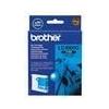 Brother LC 1000C Tintapatron DCP 330C, 540CN, 240C nyomtatókhoz, BROTHER kék, 400 oldal