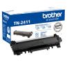 Brother Toner TN-2411, Standard - 1200 oldal, Fekete