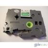 Brother TZe-715 P-Touch utángyártott feliratozószalag kazetta 6mm * 8m zöld alapon fehér