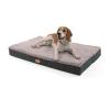 Brunolie Balu, kutyafekhely, párna kutya részére, mosható, ortopéd, csúszásgátló, légáteresztő memóriahab, L méret (100 x 10 x 65 cm)