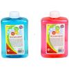 Buborékfújó utántöltő - 500 ml, több színben