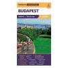 Budapest kerékpáros térkép / FRIGORIA Kiadó - ÚJ!