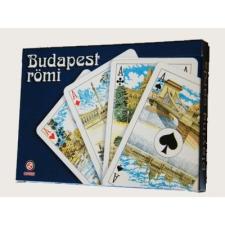 Budapest römi kártya puzzle, kirakós