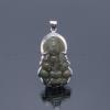 Buddha medál Jade4
