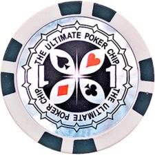 Buffalo Ultimate póker zseton 1 kártyajáték