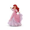 Bullyland Ariel rózsaszín ruhás hercegnő játékfigura