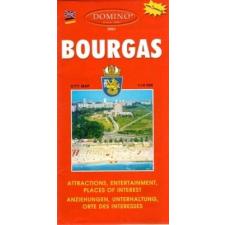 Burgasz - Neszebar térkép - Domino térkép