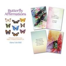 Butterfly Affirmations – Alana Fairchild idegen nyelvű könyv