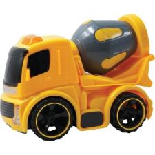 BYJ Apollo BYJ - Lendkerekes betonkeverő, világítással, hangokkal autópálya és játékautó