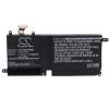 C22-UX42 Akkumulátor 6100 mAh