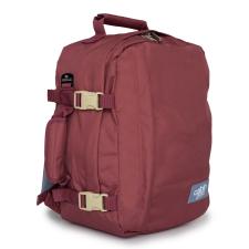 CABINZERO Classic kis utazó hátizsák 28l -Tégla-bézs hátizsák