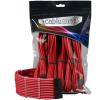 Cablemod - PRO ModMesh Kábel Kit - Piros (CM-PCAB-BKIT-NKR-3PC)