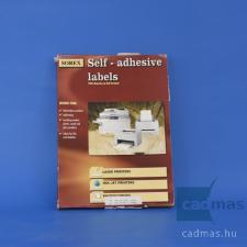Cadmas Kft. Etikett címke, 50X36/100 etikett