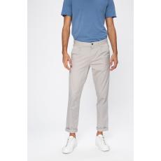 Calvin Klein Jeans - Nadrág - halványszürke