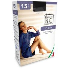 Calze B. C. Punto 15den harisnyanadrág 5db/csomag
