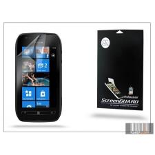 Cameron Sino Nokia Lumia 710 képernyővédő fólia - Clear - 1 db/csomag mobiltelefon kellék