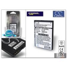 Cameron Sino Nokia N97 mini/E5-00/E7-00 akkumulátor - Li-Ion 950 mAh - (BL-4D utángyártott) - PRÉMIUM mobiltelefon akkumulátor