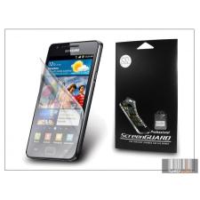 Cameron Sino Samsung i9100 Galaxy S II képernyővédő fólia - Anti Finger - 1 db/csomag mobiltelefon kellék