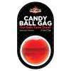 Candy Ball - cukorka szájpecek (70g) - eper