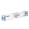 Canon C-EXV34C cián (cyan) eredeti fotohenger