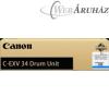 "Canon ""Canon C-EXV 34 [C] Drum [Dobegység] (eredeti, új)"""