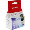 Canon CL-511 CL511 szines festékpatron - eredeti 9ml