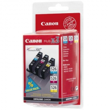 Canon CLI-526 C/M/Y Pack nyomtatópatron & toner