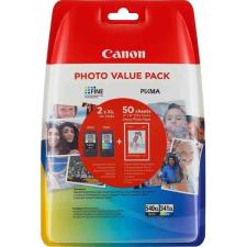 Canon Eredeti tintapatron (2 darab) Canon 5222B013 Fekete Cián/Magenta/Sárga nyomtatópatron & toner