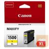 Canon Patron 1500XL, Sárga, MAXIFY MB2050/MB2350, 12ml, 935 oldal