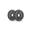 Capital Sports CAPITAL SPORTS IPB 1.25, fekete, súlytárcsák, pár, 30 mm, 1,25 kg