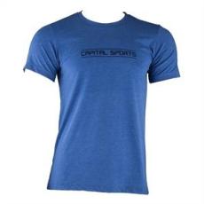 Capital Sports férfi edző póló, királykék, S méret